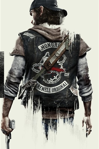 iPhone Wallpaper Days Gone