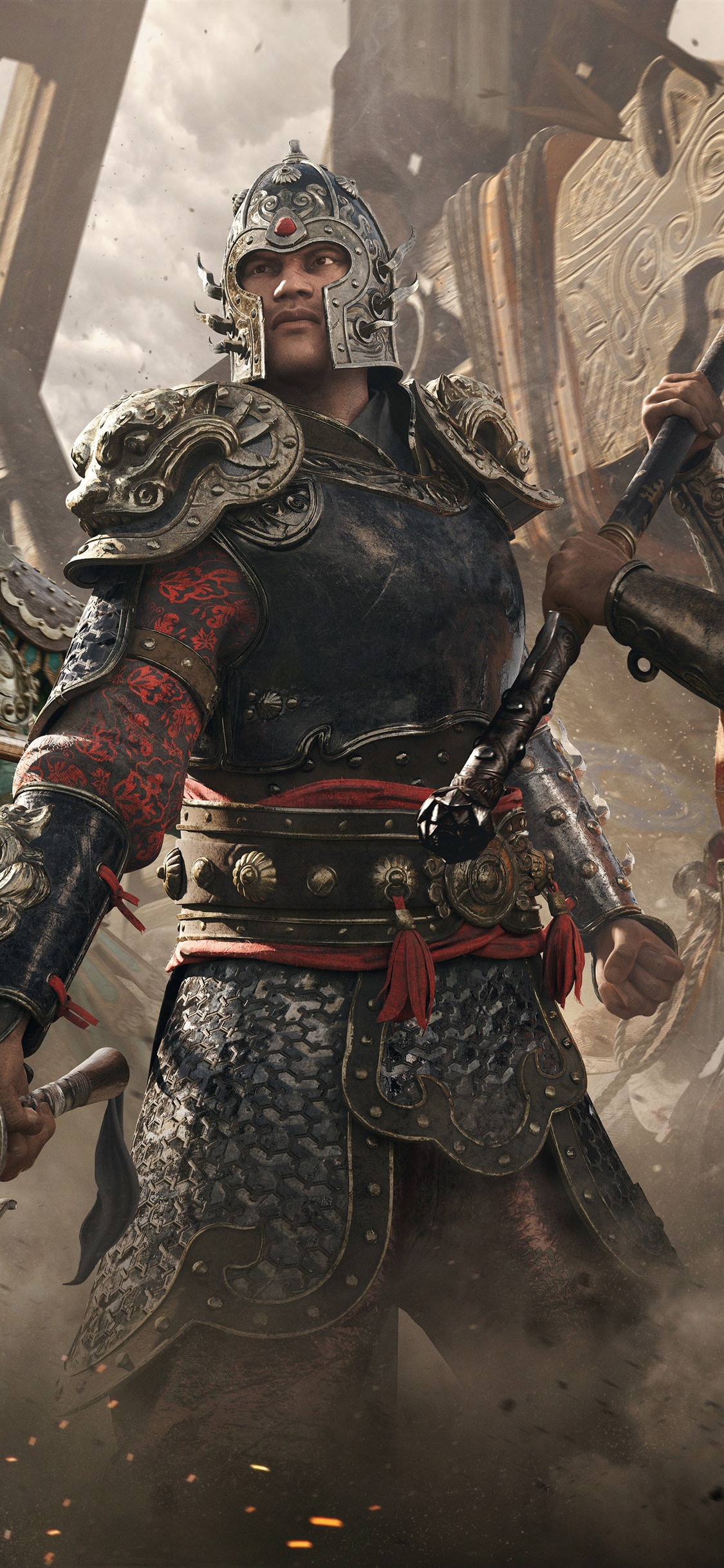 For Honor 2018 E3 1125x2436 Iphone 11 Pro Xs X Wallpaper Background Picture Image