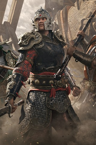 iPhone Wallpaper For Honor, 2018 E3