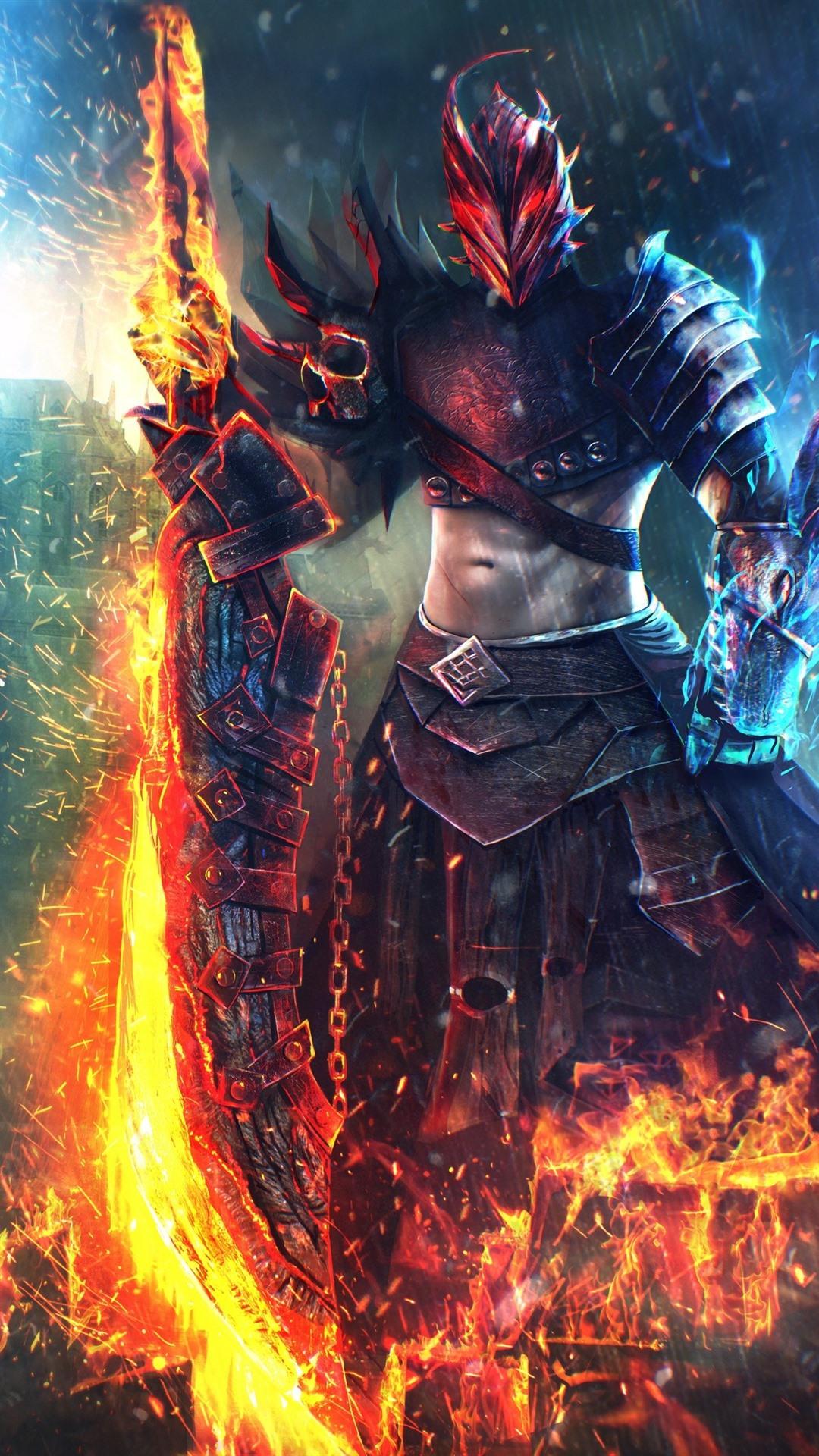 guild wars 2 1080x1920