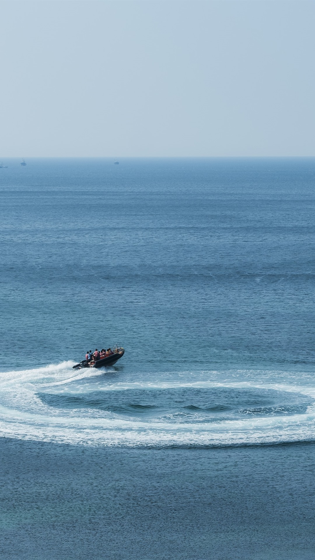Fonds D Ecran Ile De Jeju Belle Mer Bateau 1080x1920 Iphone 8 7 6 6s Plus Image