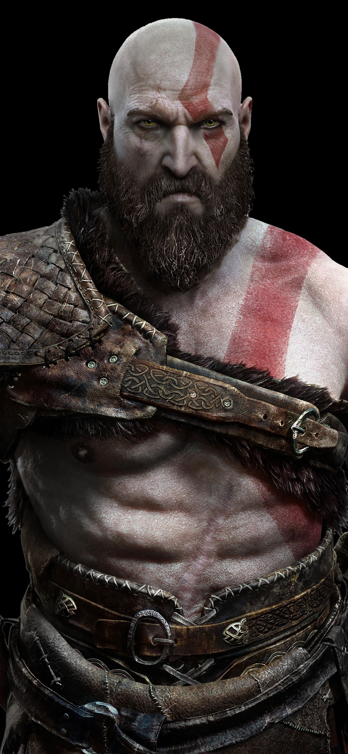 Kratos God Of War 1125x2436 Iphone Xs X Wallpaper