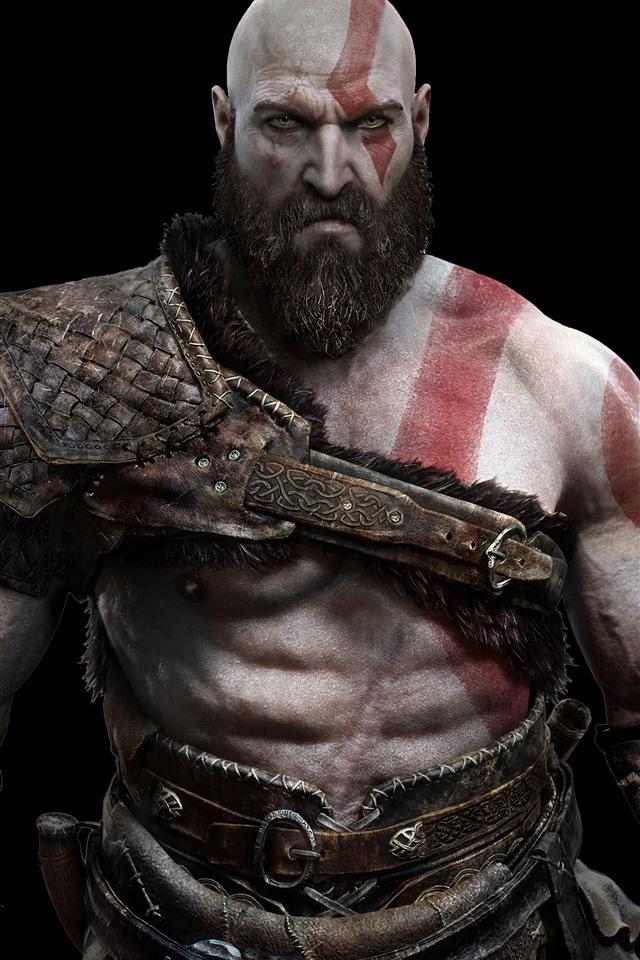 Kratos God Of War 1125x2436 Iphone Xsx Wallpaper