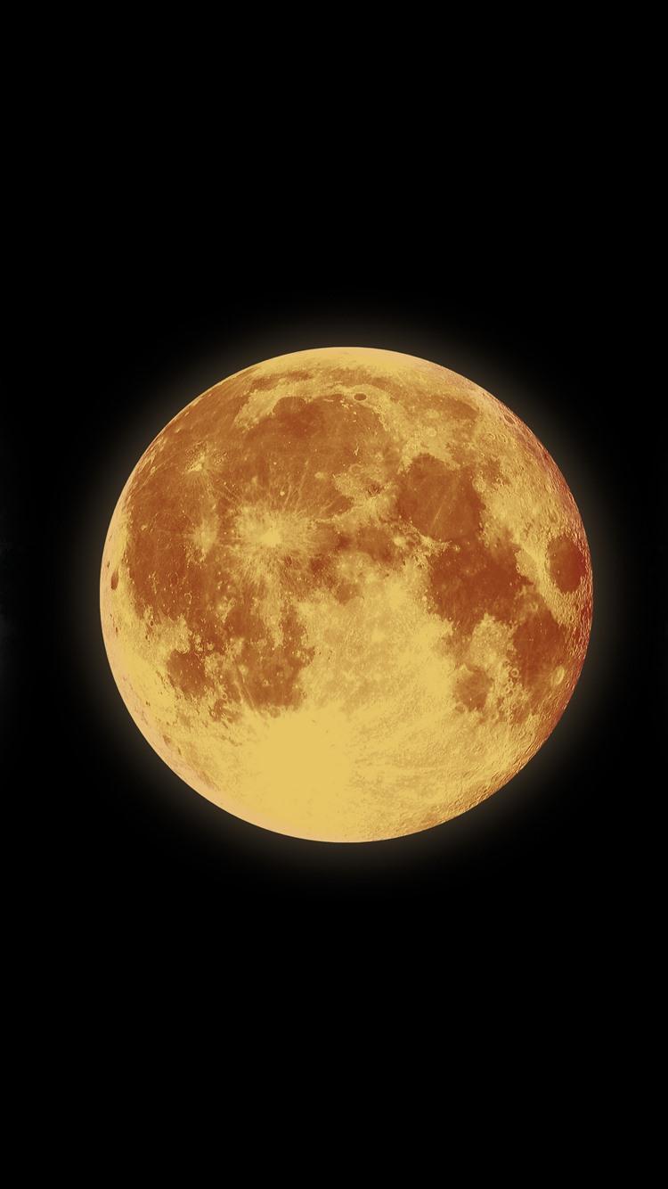 Moon Satellite Space Black Background 1125x2436 Iphone Xs
