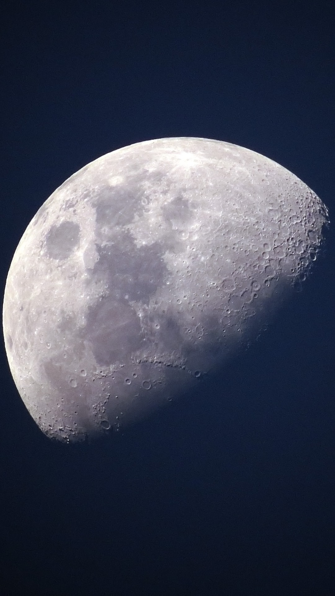 Moon Universe Black Background 1080x1920 Iphone 8 7 6 6s