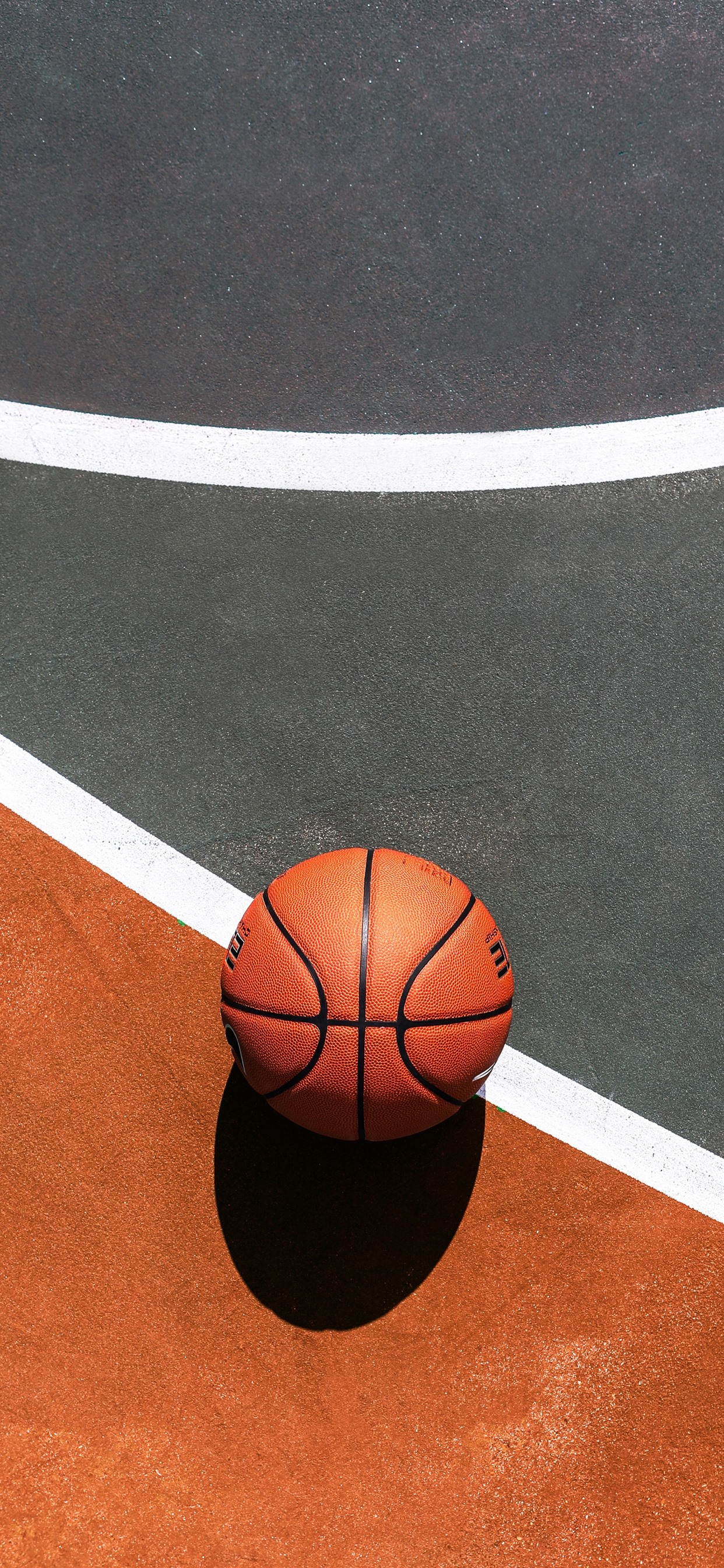 Basketball Ground 1242x2688 Iphone 11 Pro Xs Max Wallpaper