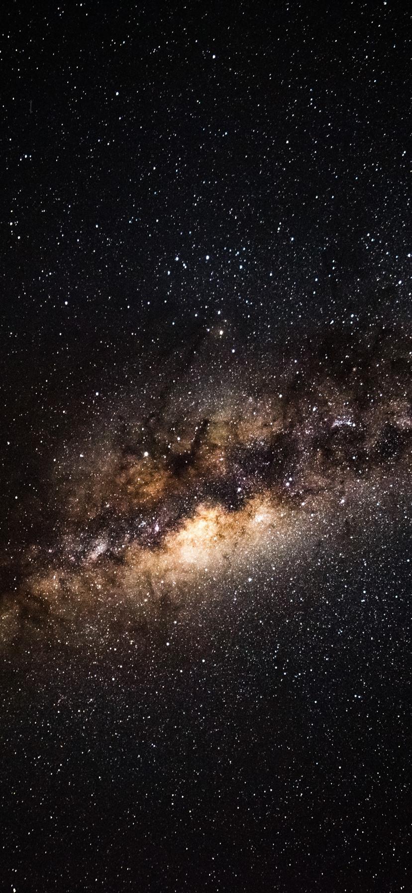 Beautiful universe milky way galaxy