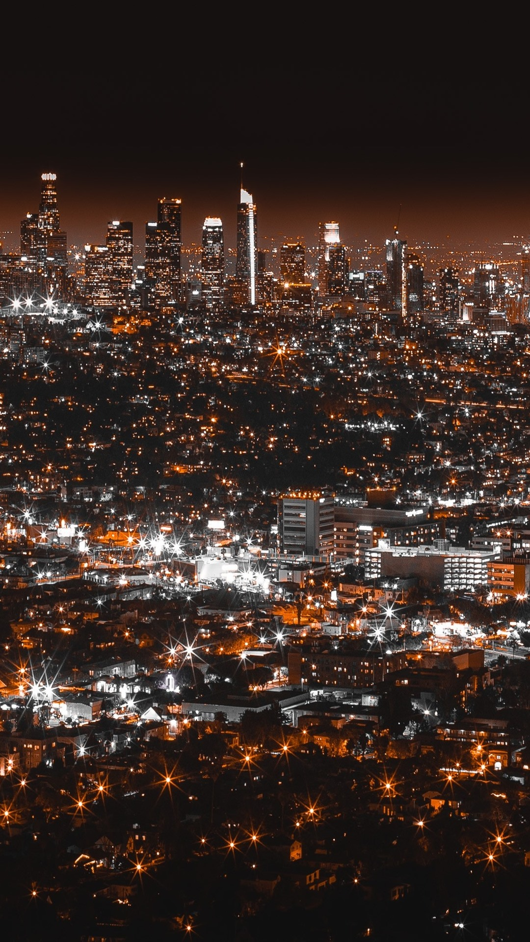 Pin by Four on 色彩 | City aesthetic, Los angeles wallpaper ... |Los Angeles City Phone Wallpaper