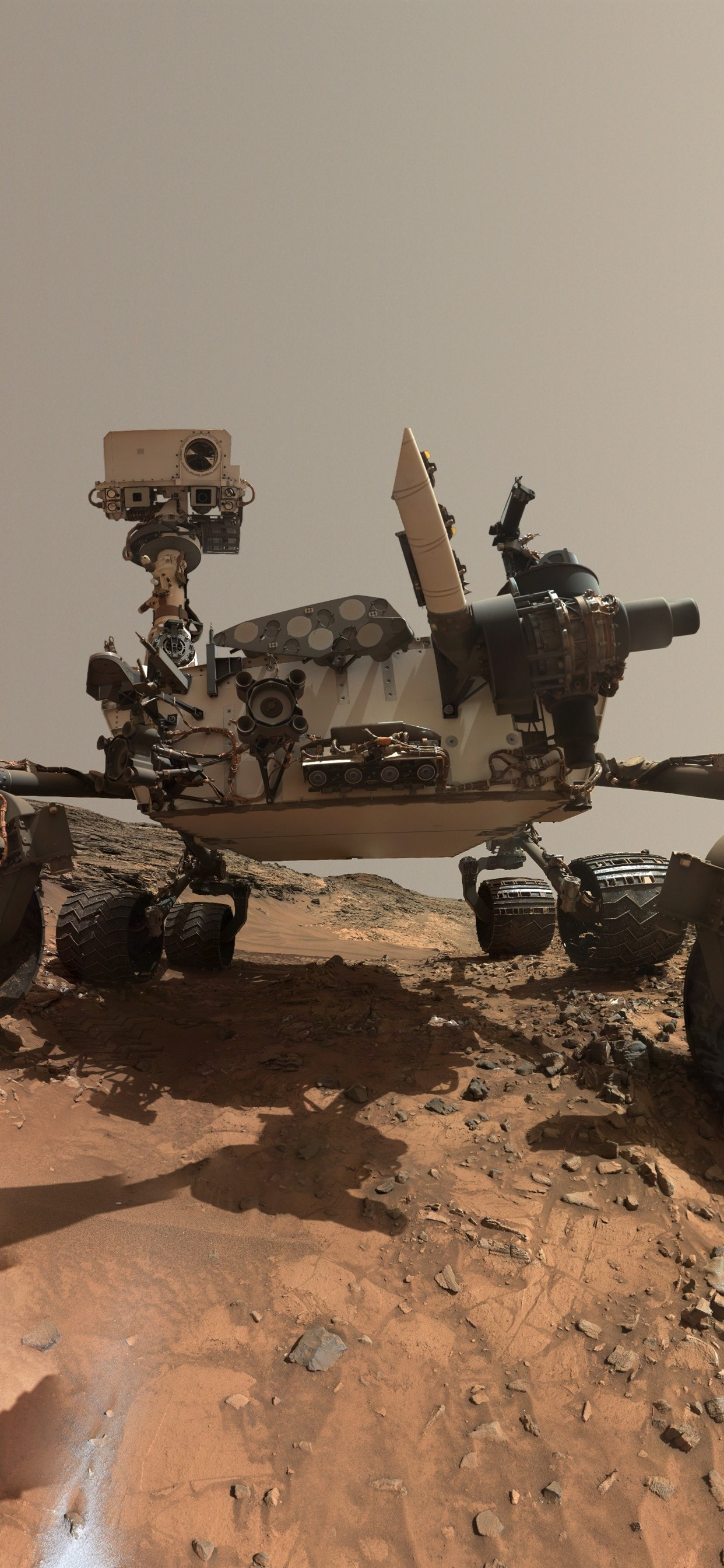 Mars Rover Curiosity Planet 1242x2688 Iphone 11 Pro Xs Max Wallpaper Background Picture Image