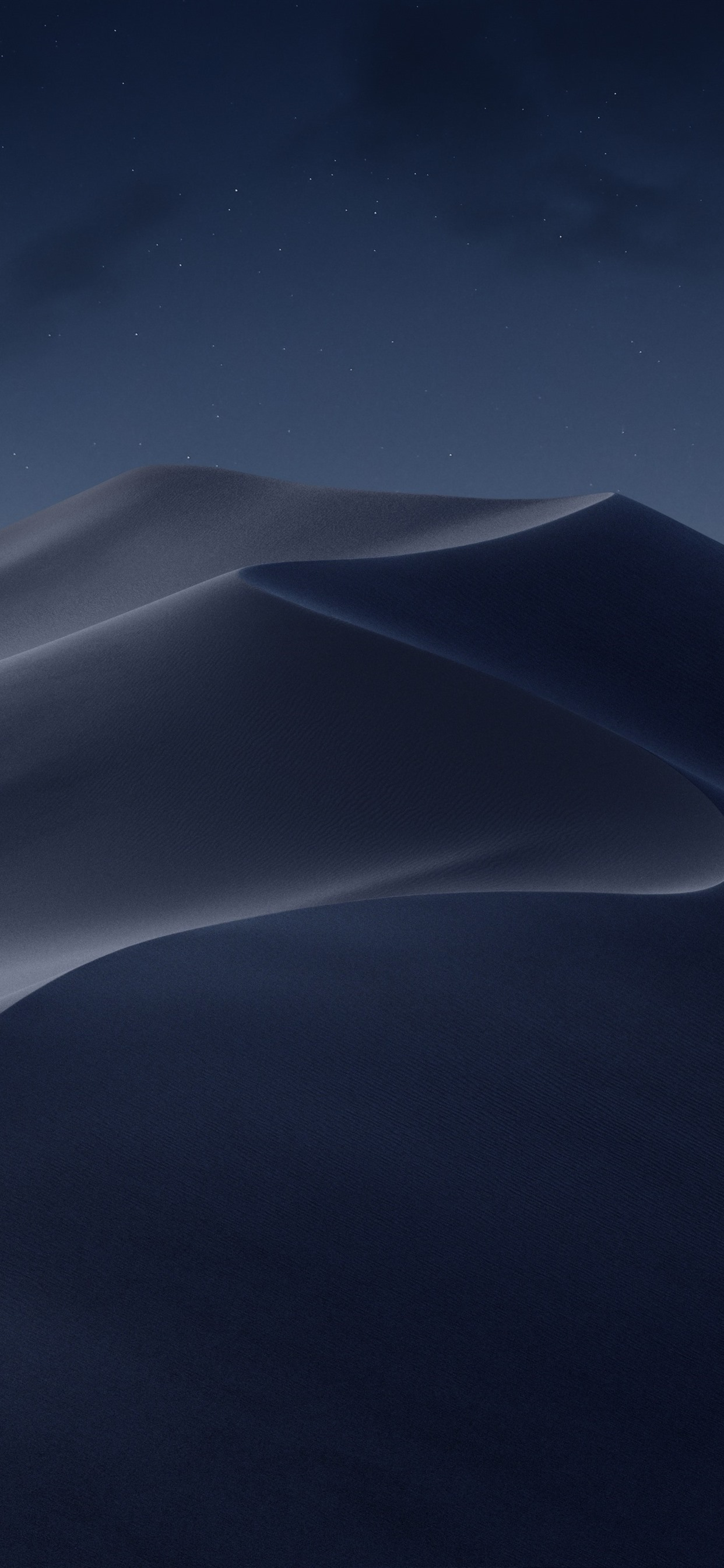 Mojave Desert Dune Night Stars 1242x2688 Iphone 11 Pro Xs Max Wallpaper Background Picture Image