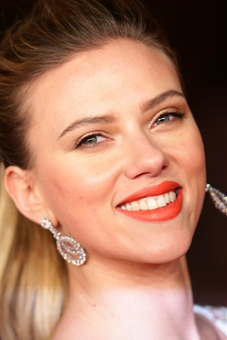 iPhone Wallpaper Scarlett Johansson 42