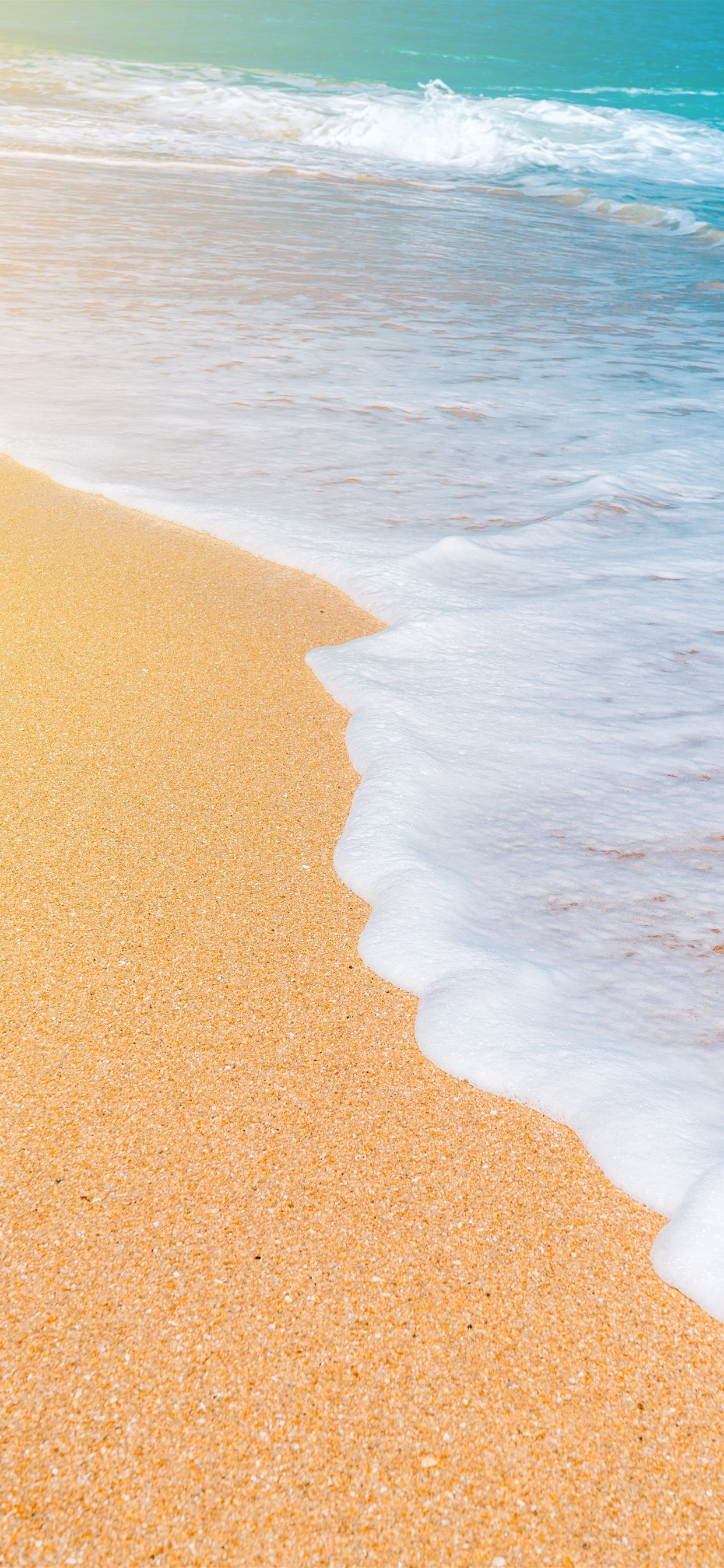 iphone xs wallpaper 4k beach