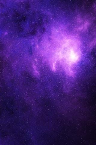 purple 640x1136 iPhone 5/5S/5C/SE