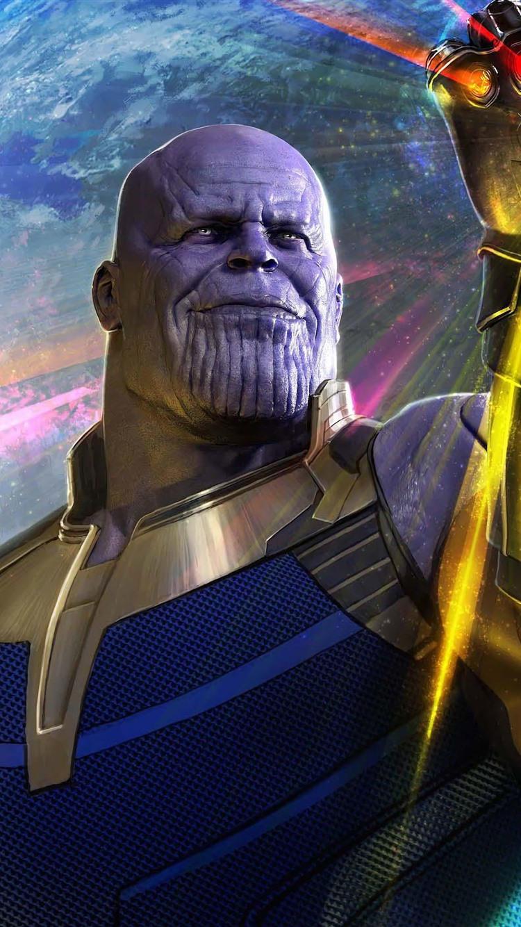 Fondos De Pantalla Thanos Avengers Infinity War