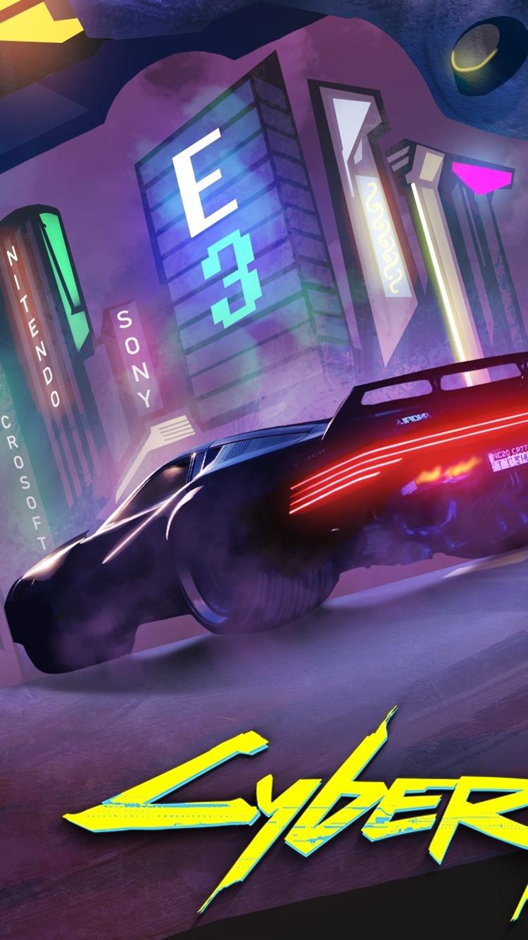 壁紙 サイバーパンク77 スーパーカー ナイト シティ ゲーム 2560x1440 Qhd 無料のデスクトップの背景 画像