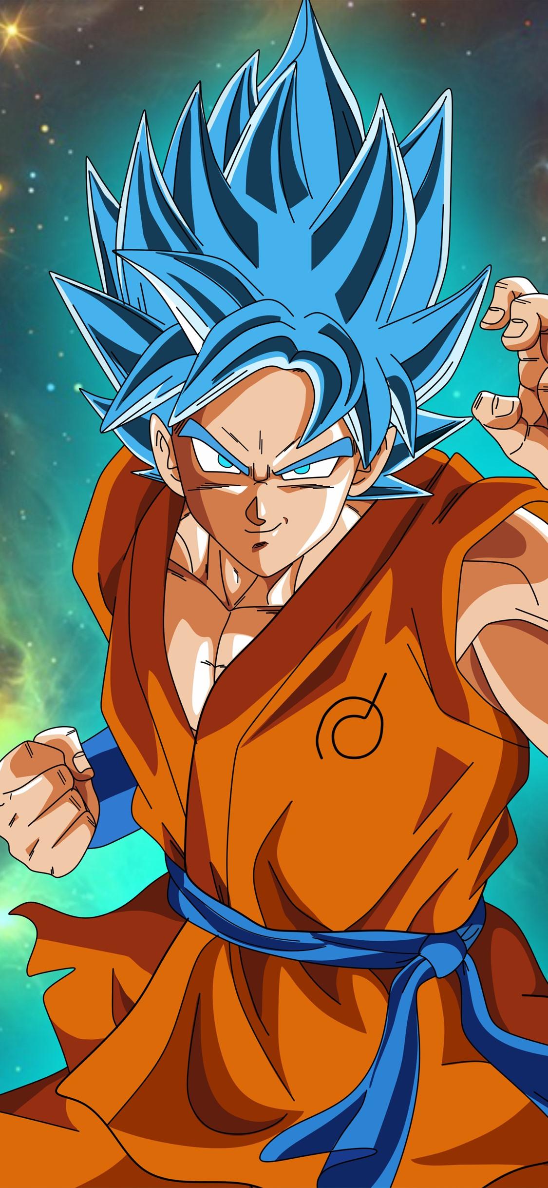 Wallpaper Dragon Ball Super Goku Anime 7680x4320 Uhd 8k Picture Image