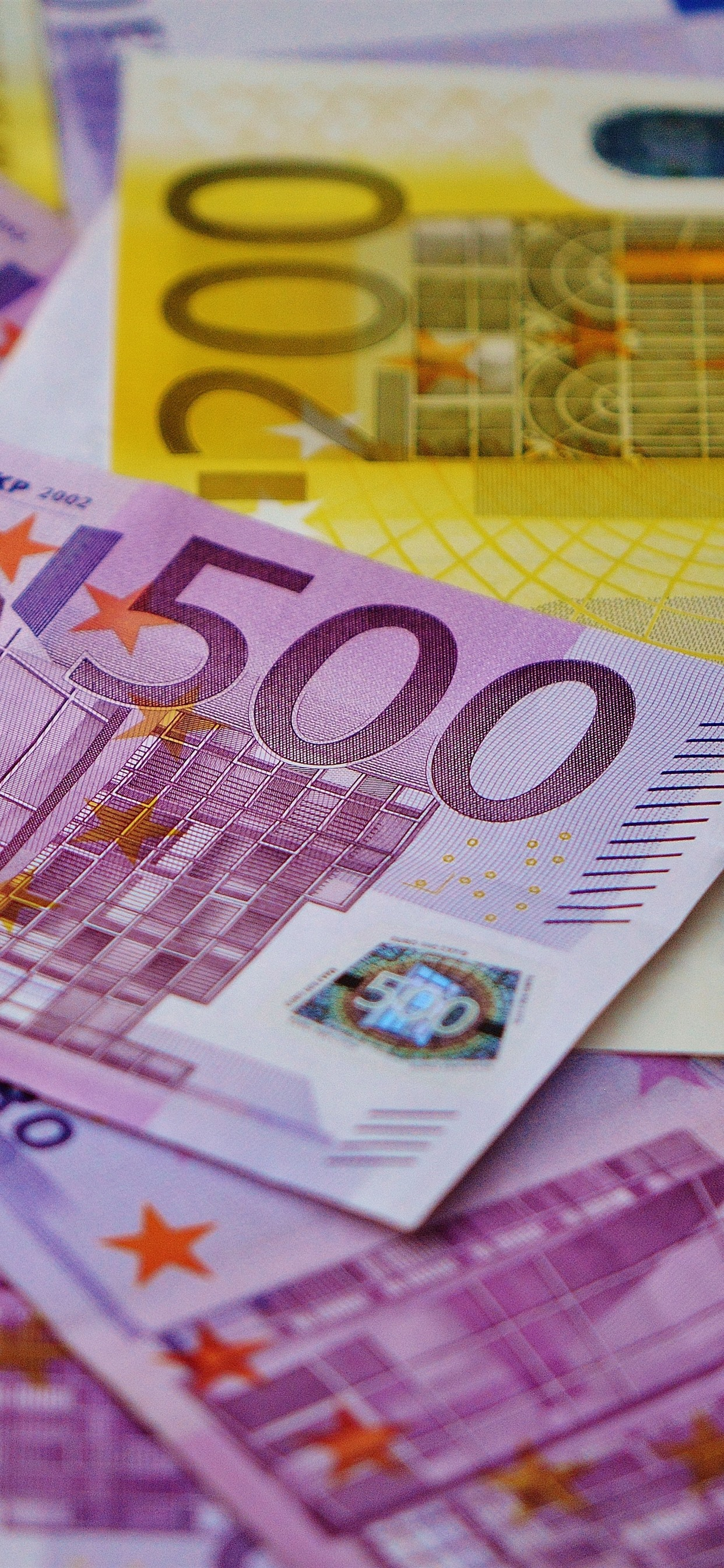 Euro Money Paper Currency 1242x2688 Iphone 11 Pro Xs Max Wallpaper Background Picture Image