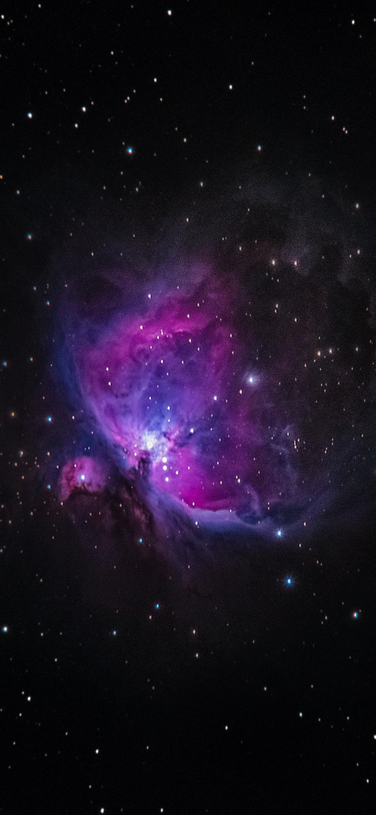 Galaxy stars space