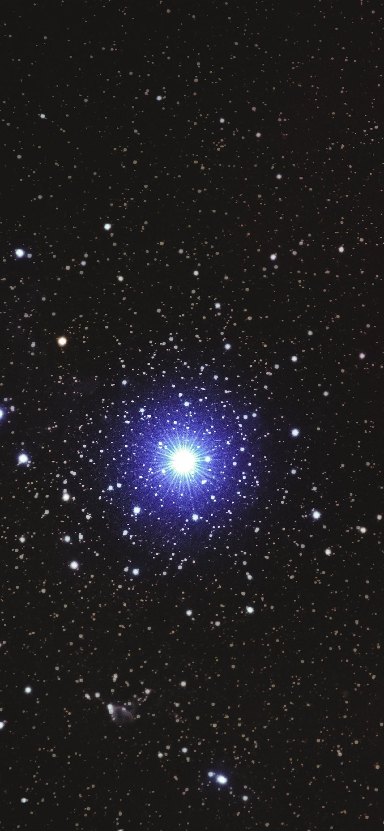 Galaxy Stars Space 1242x2688 Iphone 11 Pro Xs Max Wallpaper