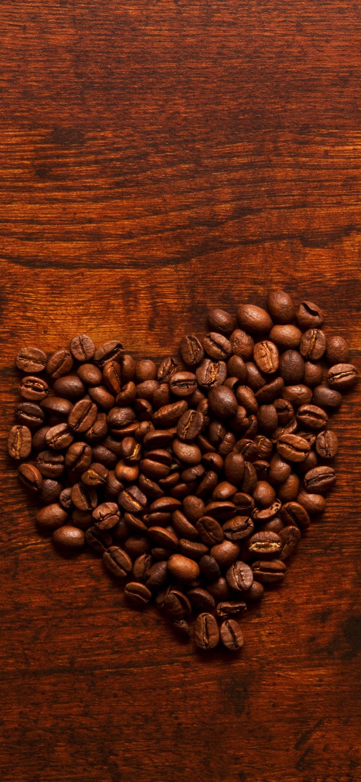 I Love Coffee Many Coffee Beans 1242x2688 Iphone Xs Max