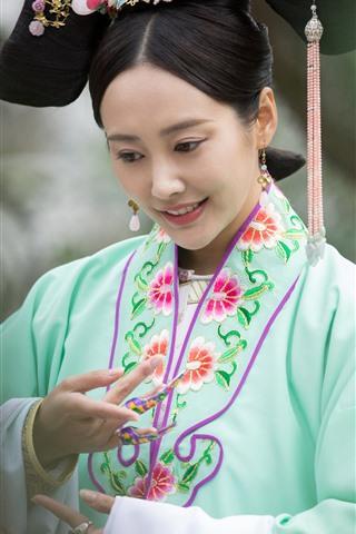 iPhone Обои Ли Чун, Королевская любовь Руйя во дворце
