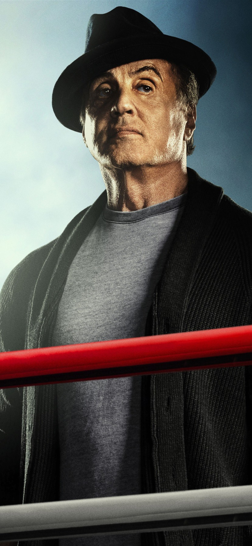 sylvester stallone creed 2 1242x2688 iphone xs max wallpaper background picture image. Black Bedroom Furniture Sets. Home Design Ideas