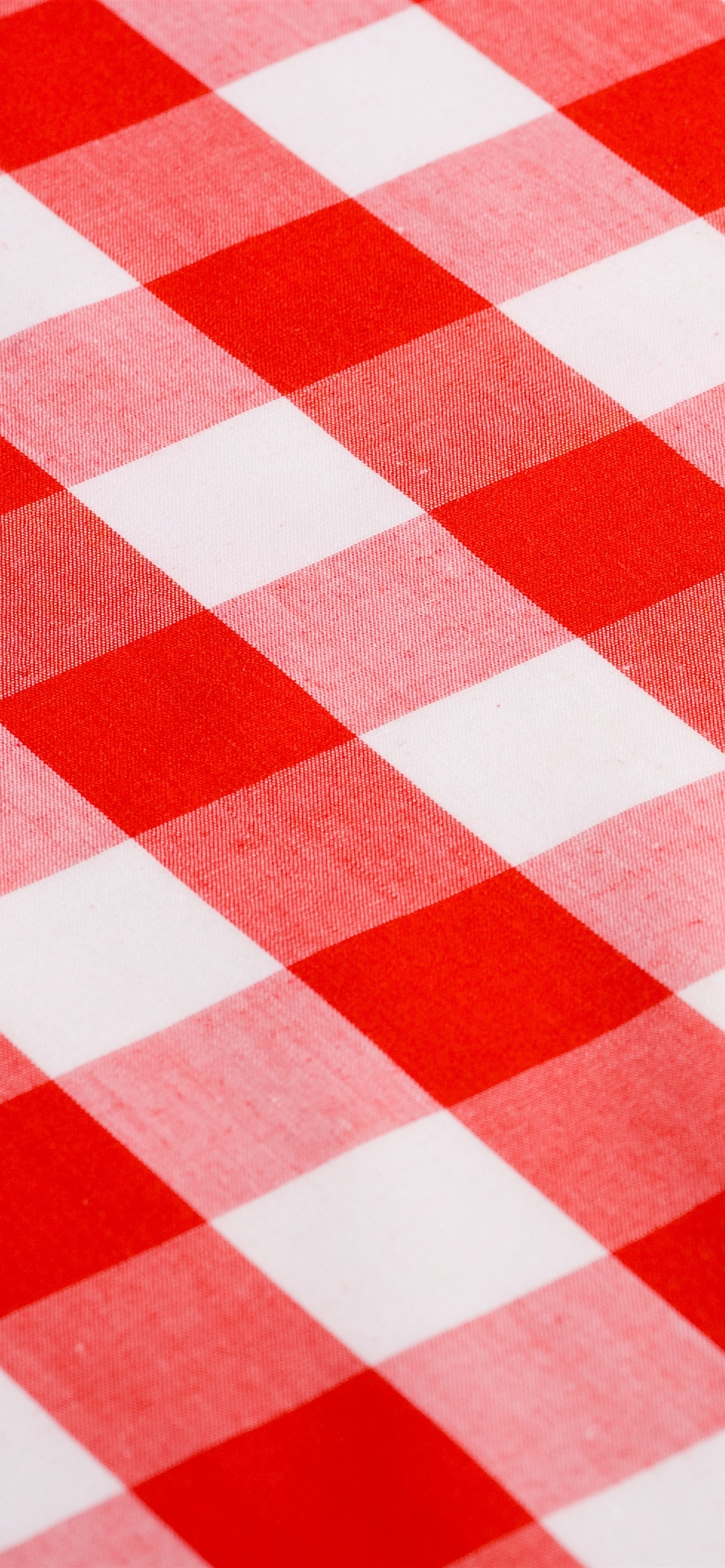 Tablecloth Red And White Stripes 1242x2688 Iphone 11 Pro Xs Max Wallpaper Background Picture Image