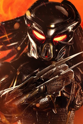 iPhone Wallpaper The Predator 4K