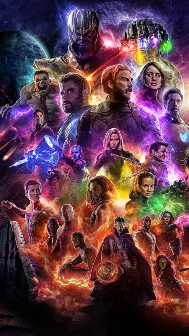 Wallpaper Avengers Endgame 2019 5120x2880 Uhd 5k Picture Image
