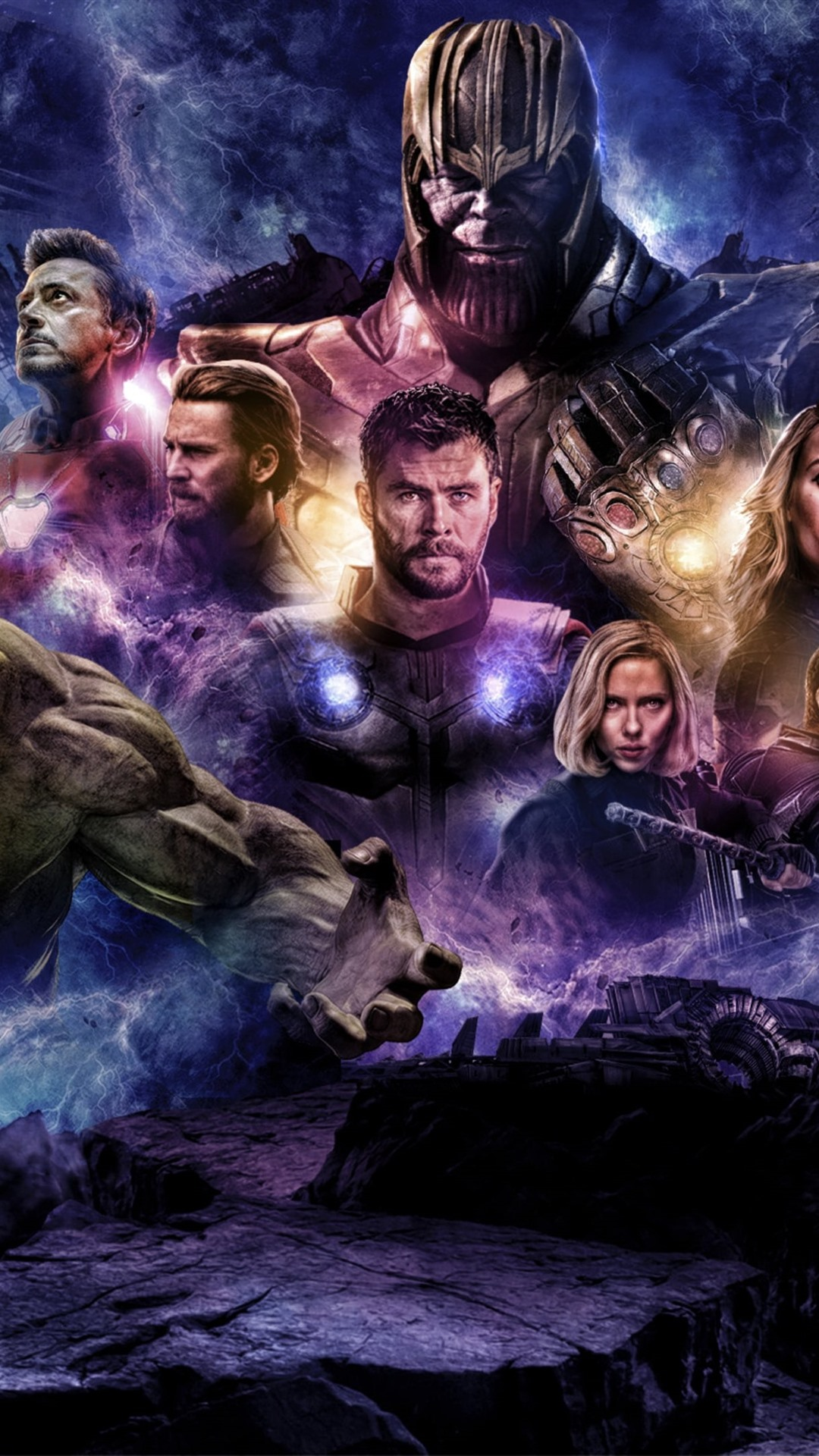 Avengers Endgame Dc Comics Movie 2019 1080x1920 Iphone 8766s