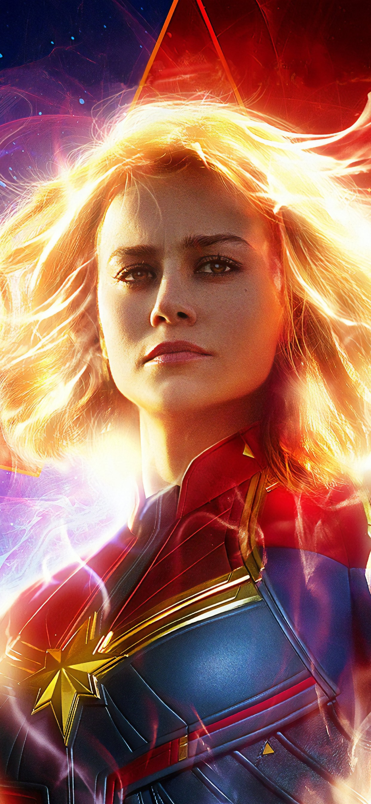 Captain Marvel 2019 1242x2688 Iphone 11 Pro Xs Max Wallpaper Background Picture Image