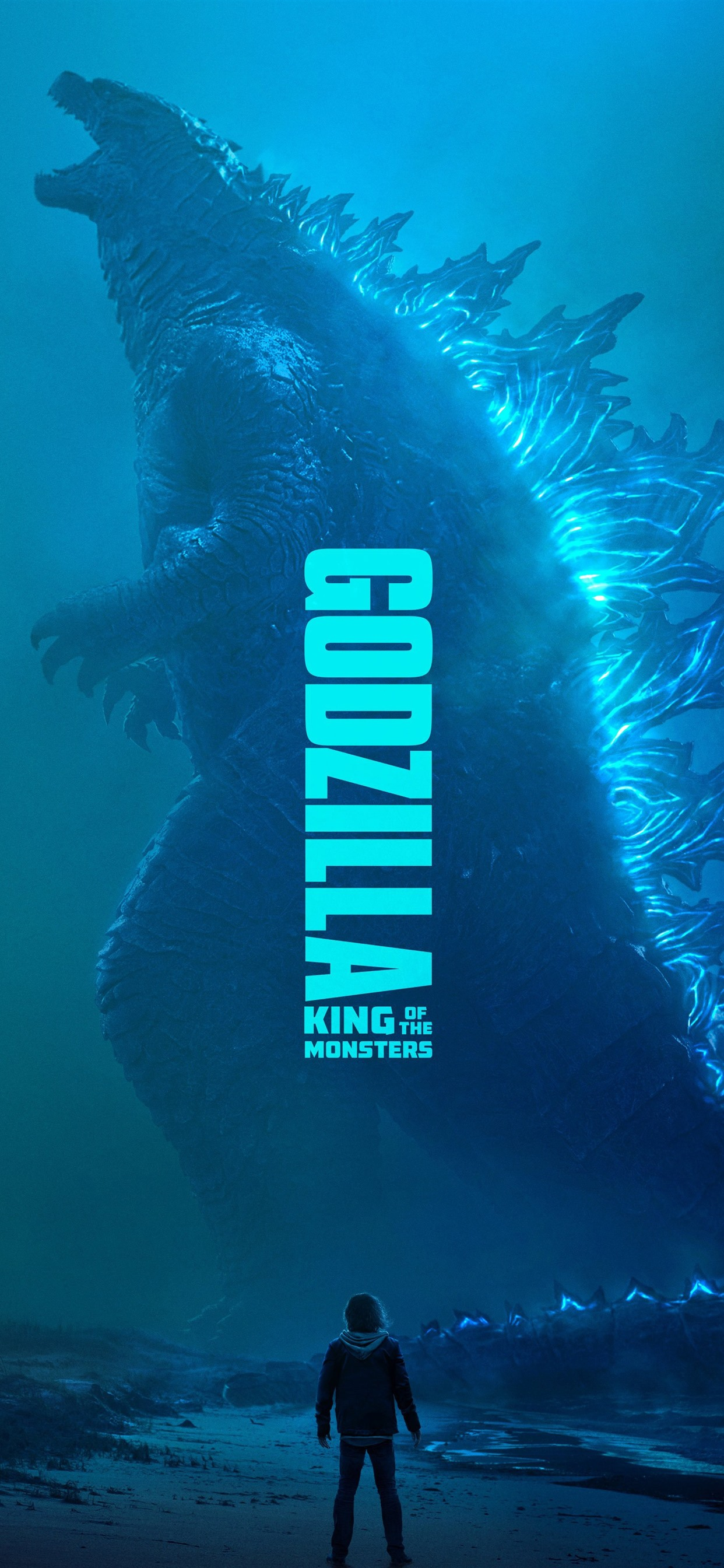 Godzilla King Of The Monsters 1242x2688 Iphone 11 Pro Xs Max