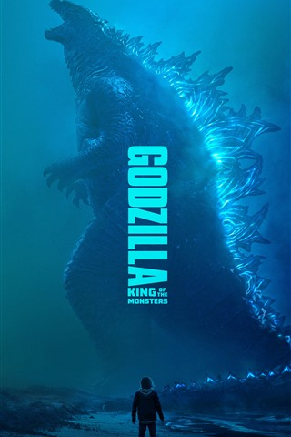 iPhone Wallpaper Godzilla: King of the Monsters