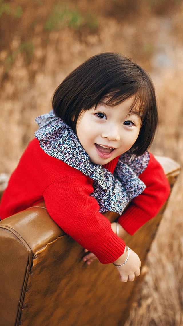 壁紙 幸せな少女 短い髪 子供 19x10 Hd 無料のデスクトップの背景 画像