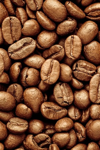 Many Coffee Beans 1242x2688 Iphone Xs Max Wallpaper