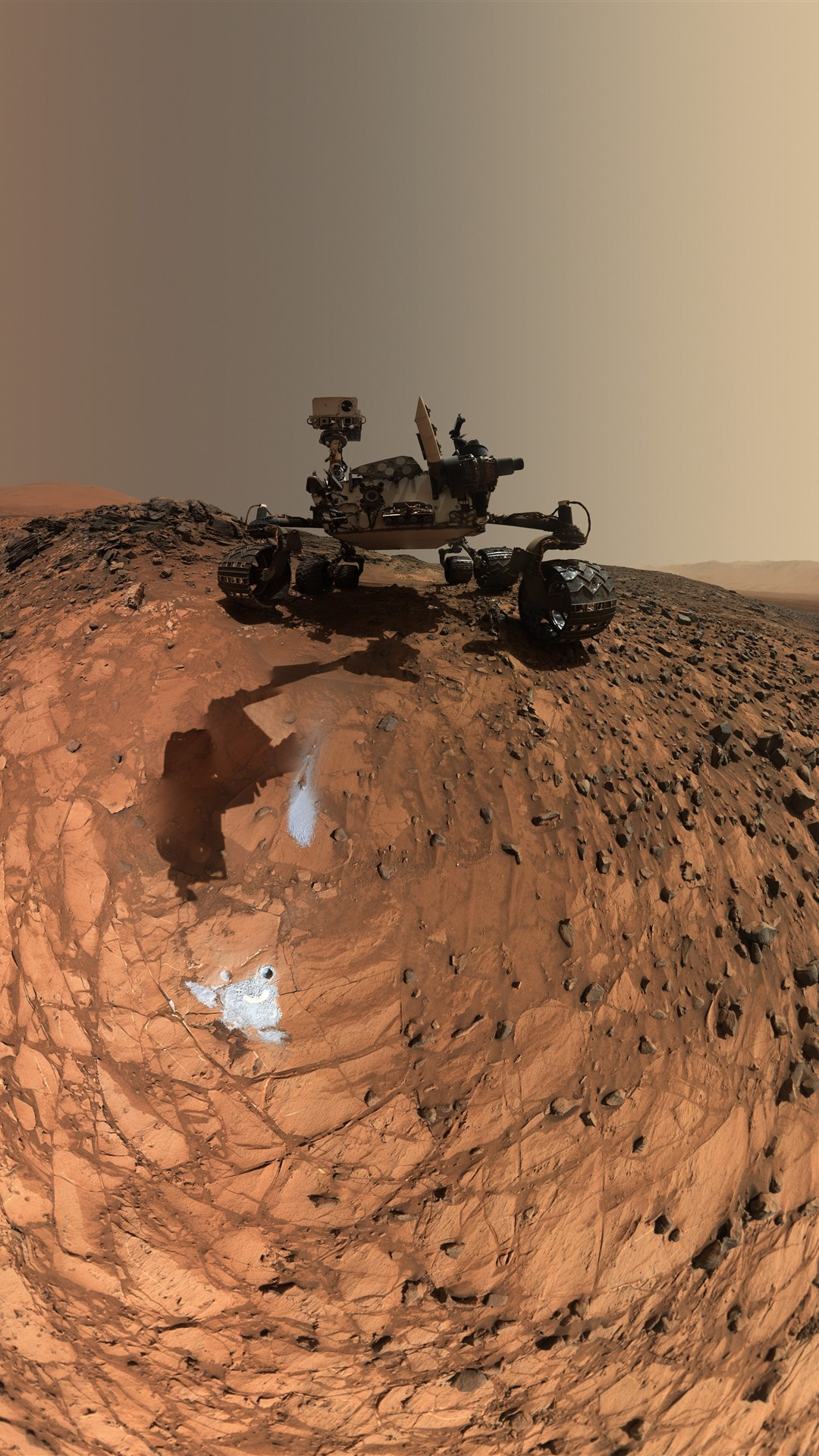 Mars Curiosity Rocks Nasa 1242x2688 Iphone 11 Pro Xs Max Wallpaper Background Picture Image