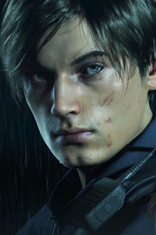 iPhone Papéis de Parede Resident Evil 2 Remake