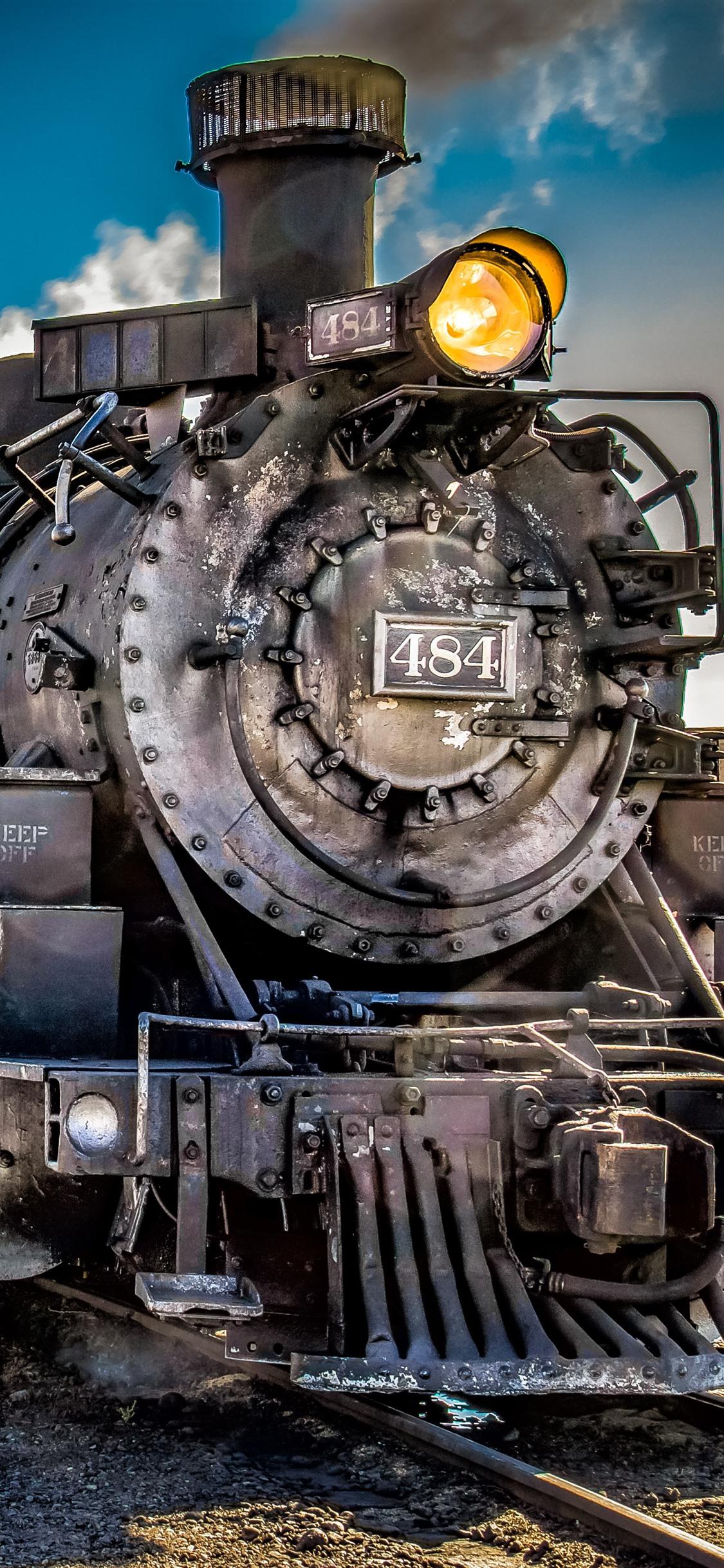 壁纸复古火车 蒸汽火车51x Uhd 5k 高清壁纸 图片 照片