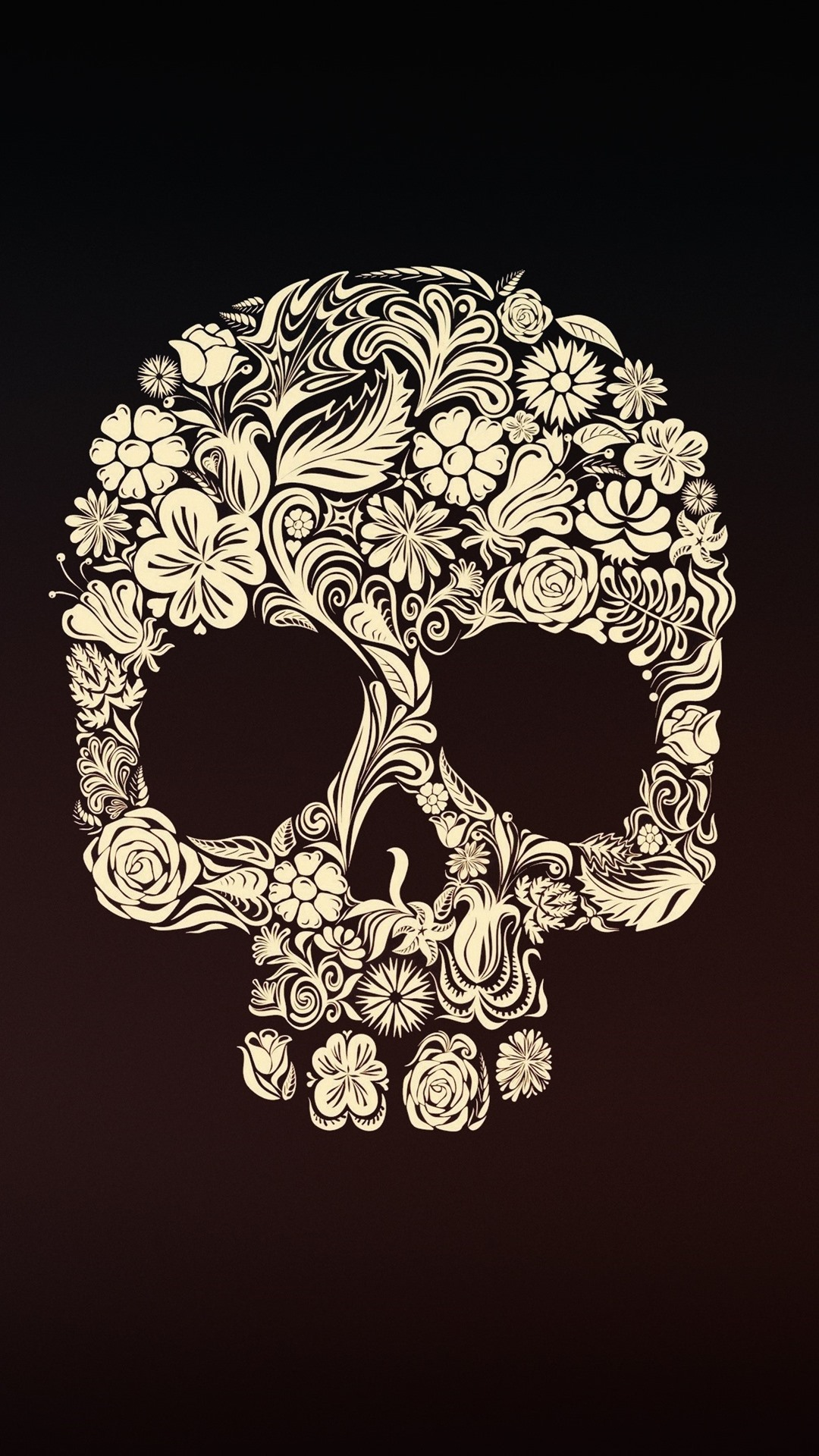 Wallpaper Iphone 6 Wallpaper Skull And Bones