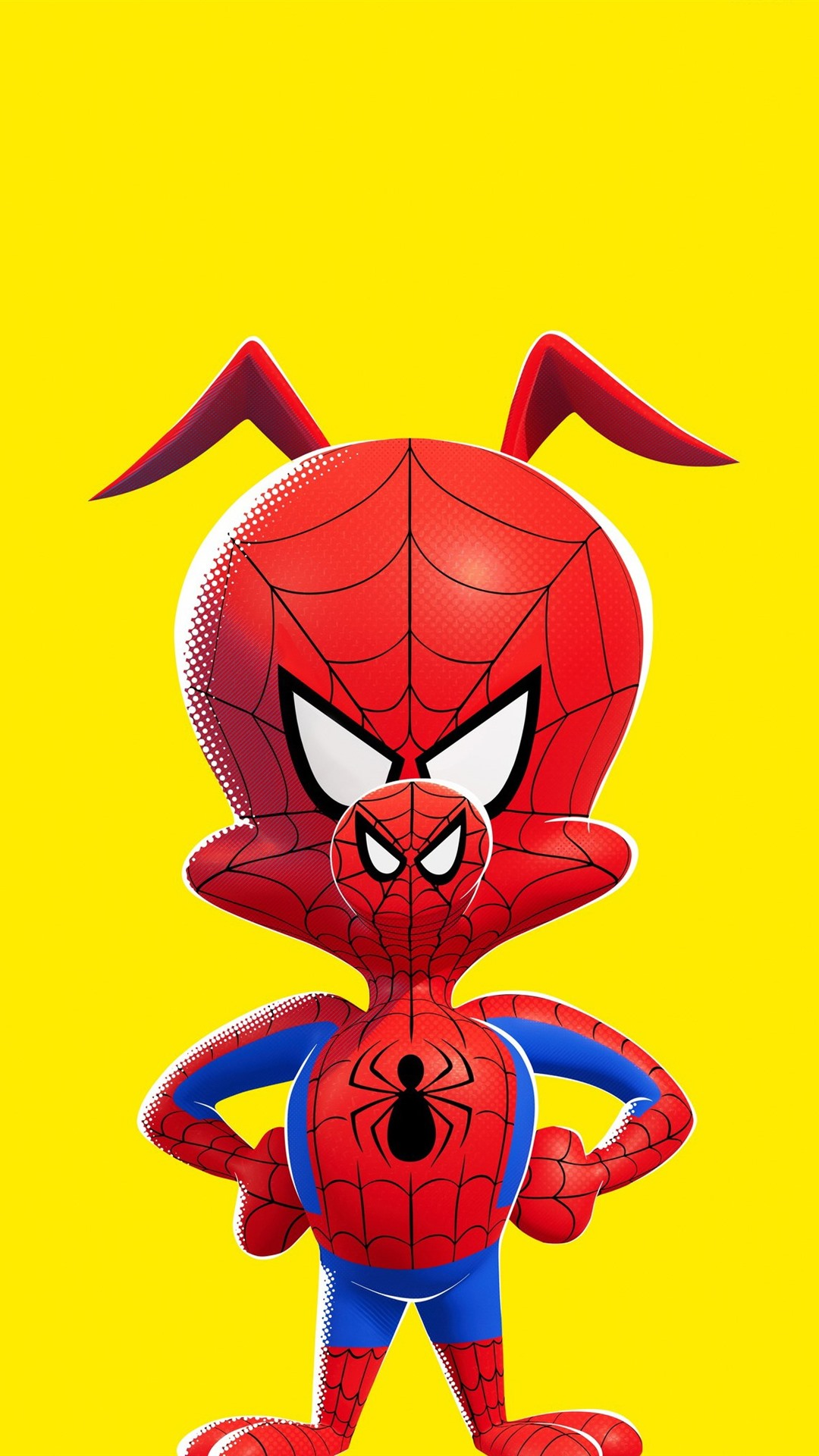 Spider Man Into The Spider Verse 2018 1080x1920 Iphone 8 7 6 6s