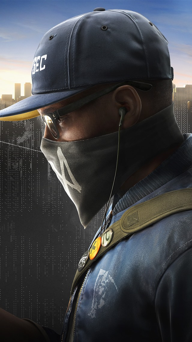 Wallpaper Watch Dogs 2 Ps4 Games 5120x2880 Uhd 5k Picture Image