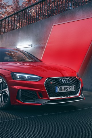 Audi Rs5 Red Car 750x1334 Iphone 8766s Wallpaper
