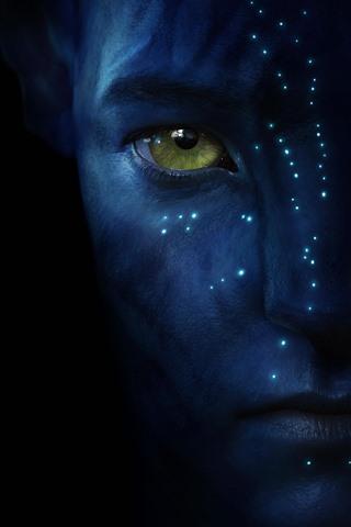 iPhone Hintergrundbilder Avatar, klassischer Film