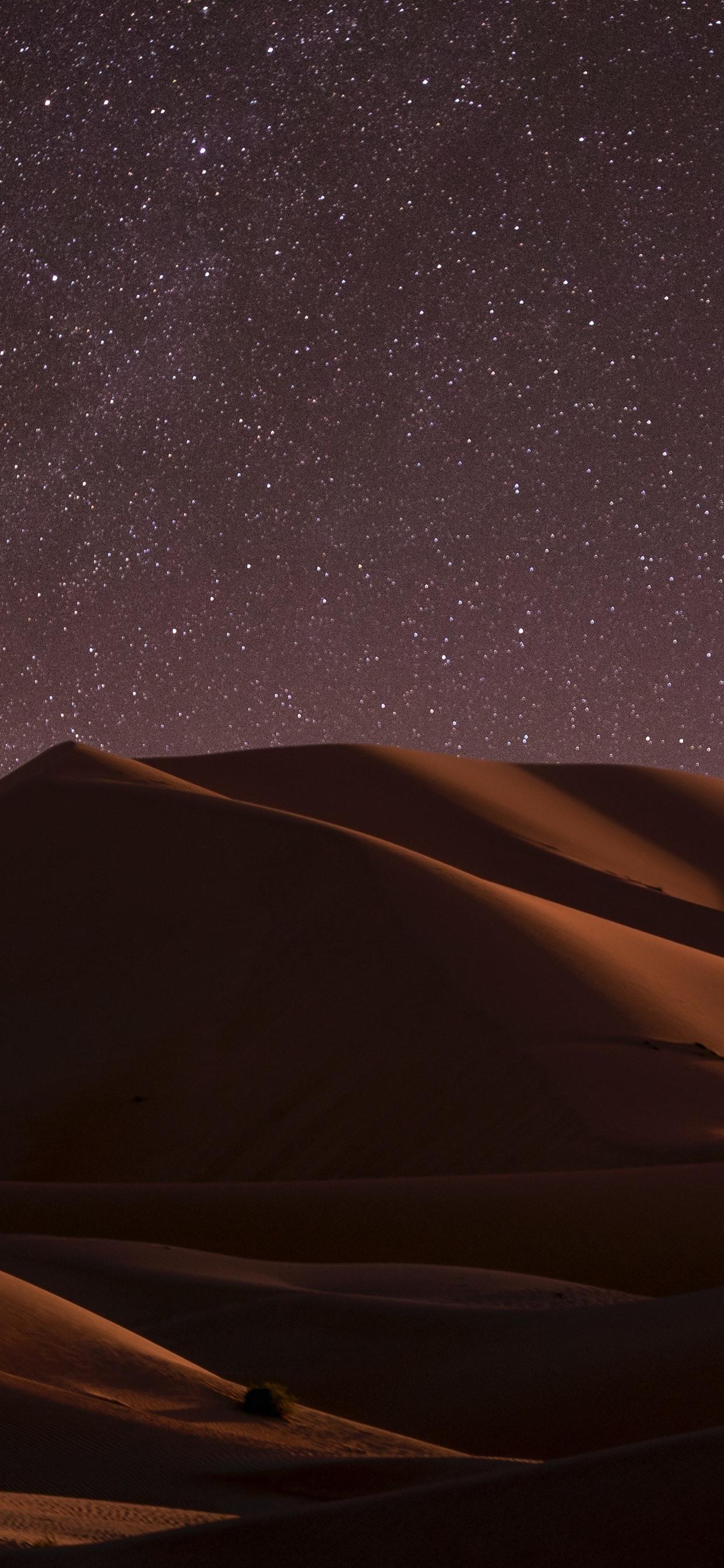 Download Night Desert Wallpaper Iphone Wallpapers