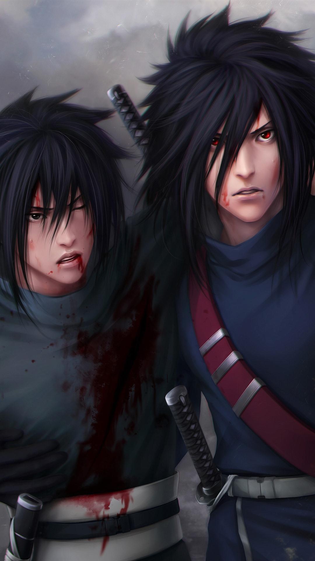 Naruto Zwei Anime Jungs 2880x1800 Hd Hintergrundbilder Hd