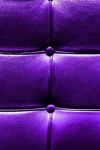 iPhone Wallpaper Purple leather texture