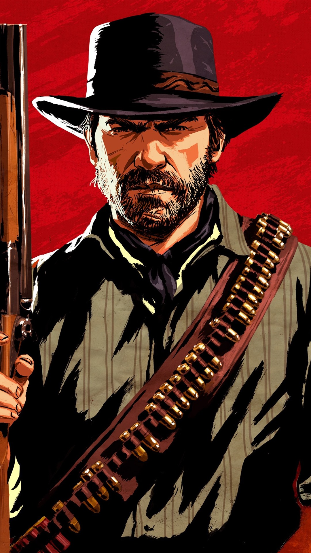 Red Dead Redemption 2 Ps4 Game 1080x1920 Iphone 8 7 6 6s Plus