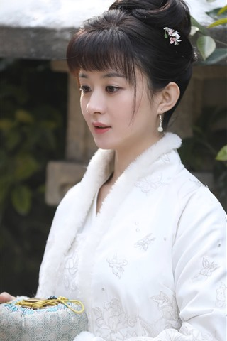 iPhone Wallpaper Zhao Liying, The Story Of MingLan, 2019 TV series