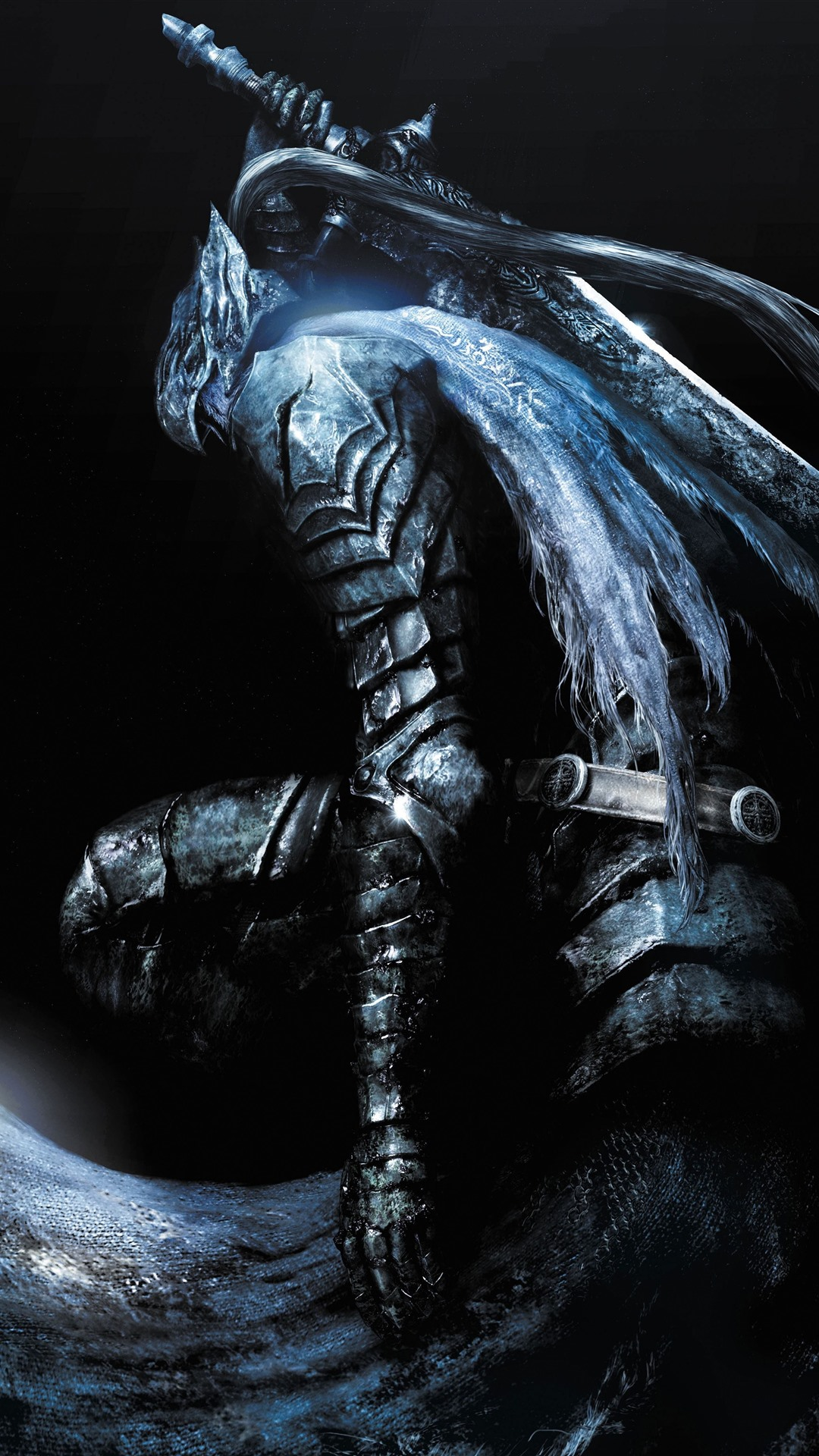 Dark Souls, game art picture 1242x2688