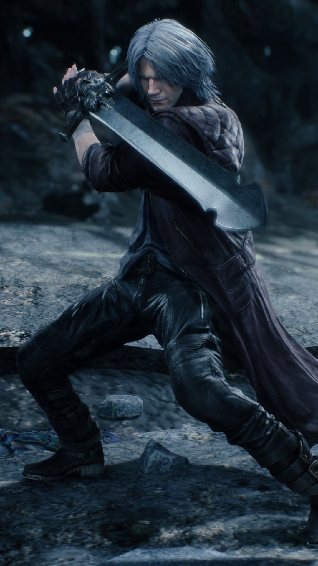 Devil May Cry 5 Sword 1080x1920 Iphone 8 7 6 6s Plus Wallpaper